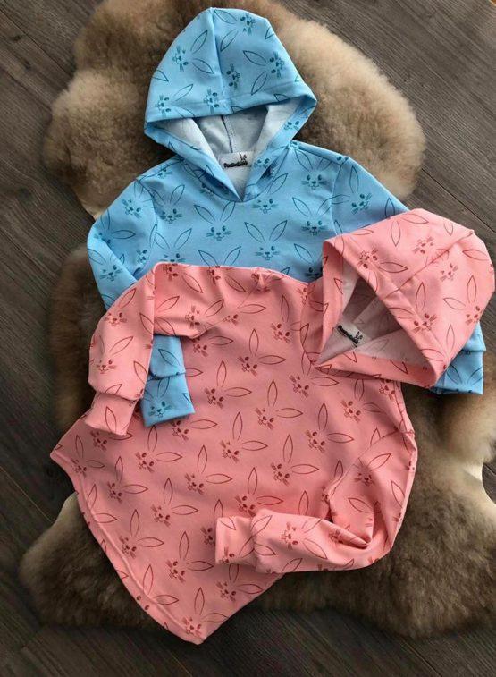 konijnen hoodies met capuchon