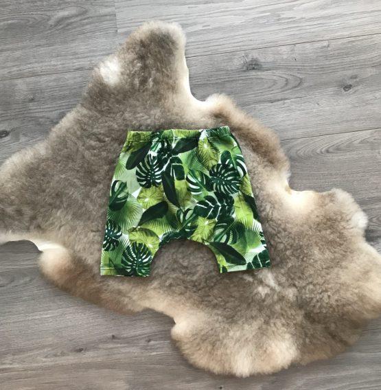 palmbladeren-korte-baggybroek