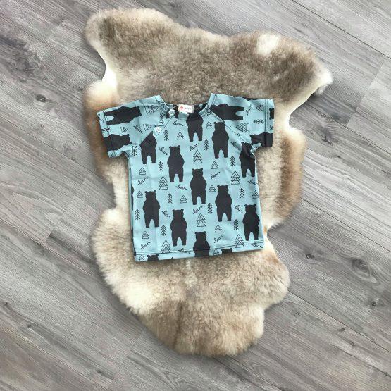 beren tshirt klein