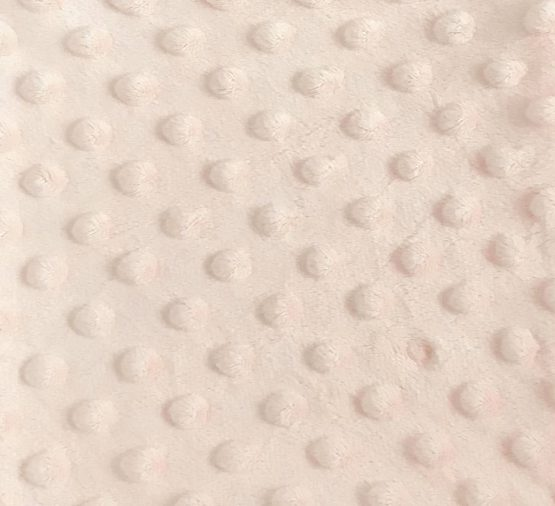 Zalmroze minky fleece