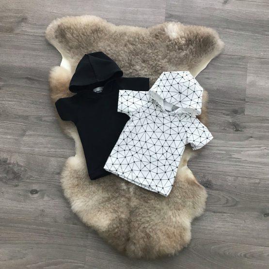 hoodies-korte-mouw