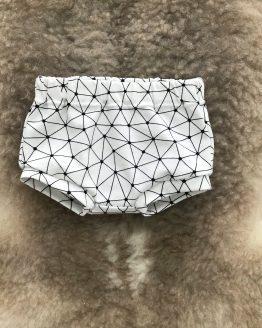 Abstracte-korte-broek