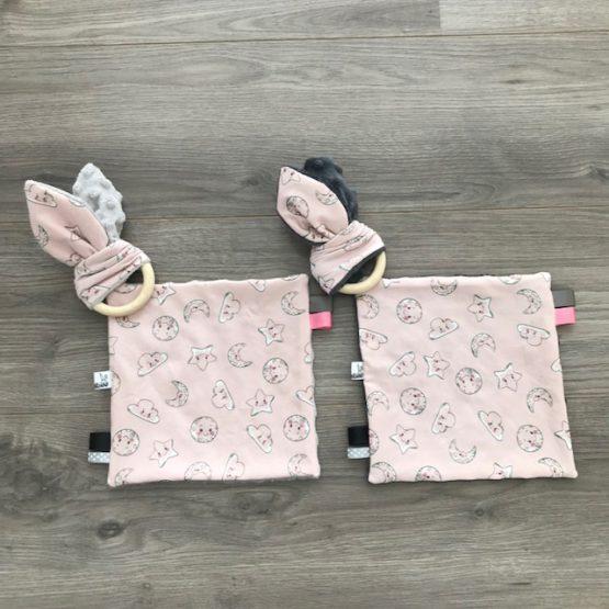 speendoekjes-oren-roze-maan