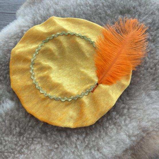 Pietenmuts-geel